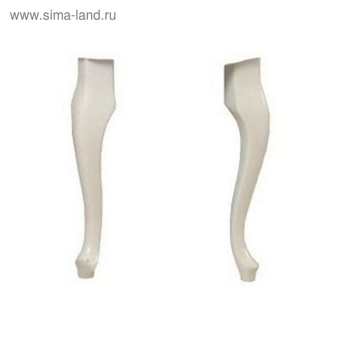 Ножки Акватон фигурные белый жемчуг