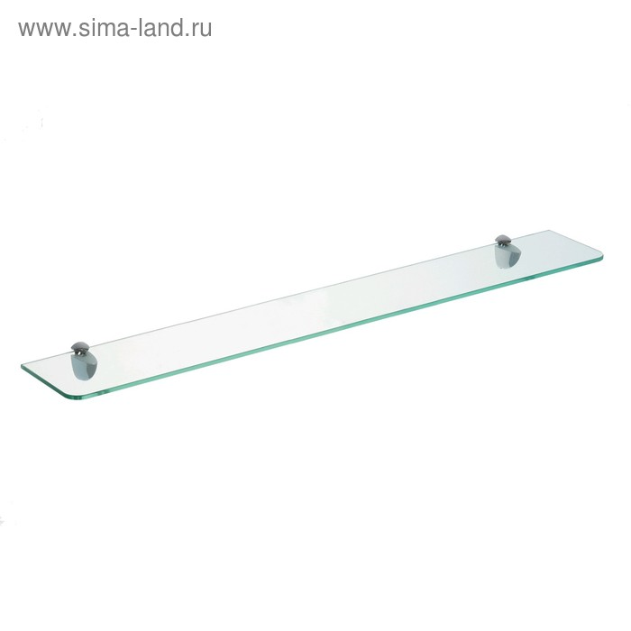 Полка стеклянная Акватон Ария 80