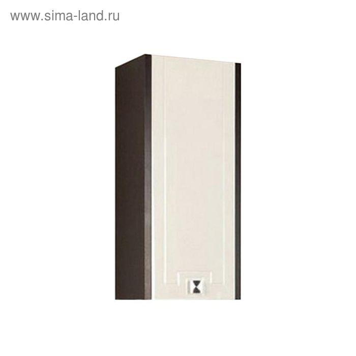 Шкаф 1-створчатый Акватон Крит 1A163603KT50R венге правый
