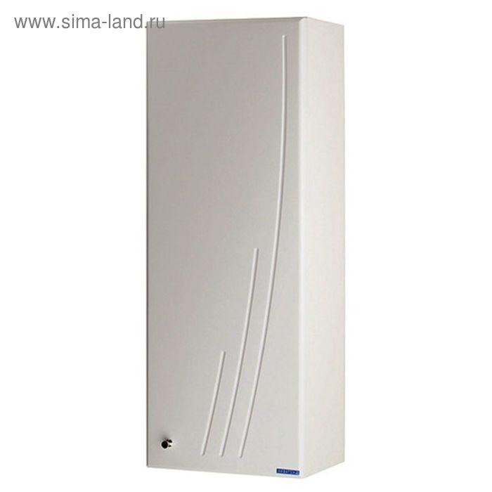 Шкаф подвесной одностворчатый Акватон Минима правый белый