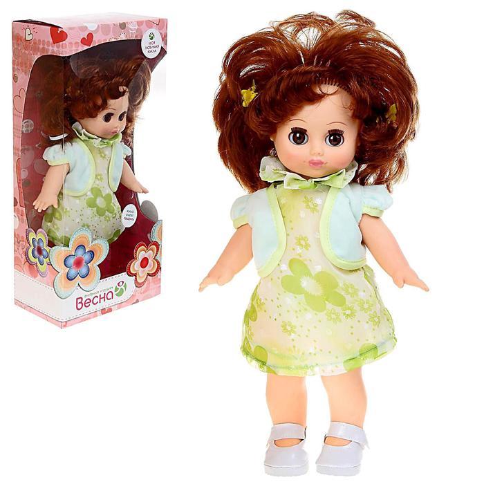 """Кукла """"Настя 8"""" со звуковым устройством"""