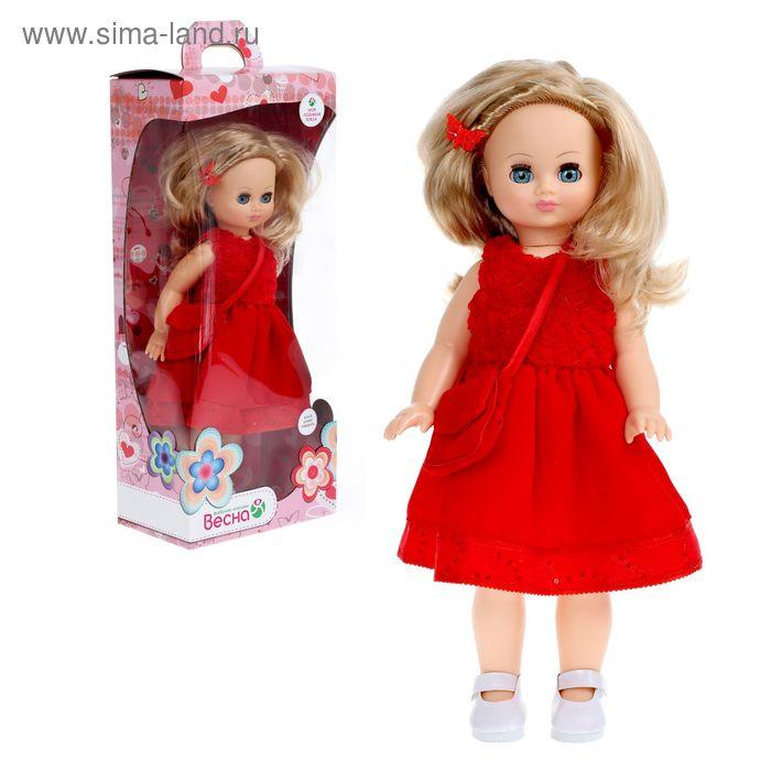 """Кукла """"Лиза 6"""" со звуковым устройством"""
