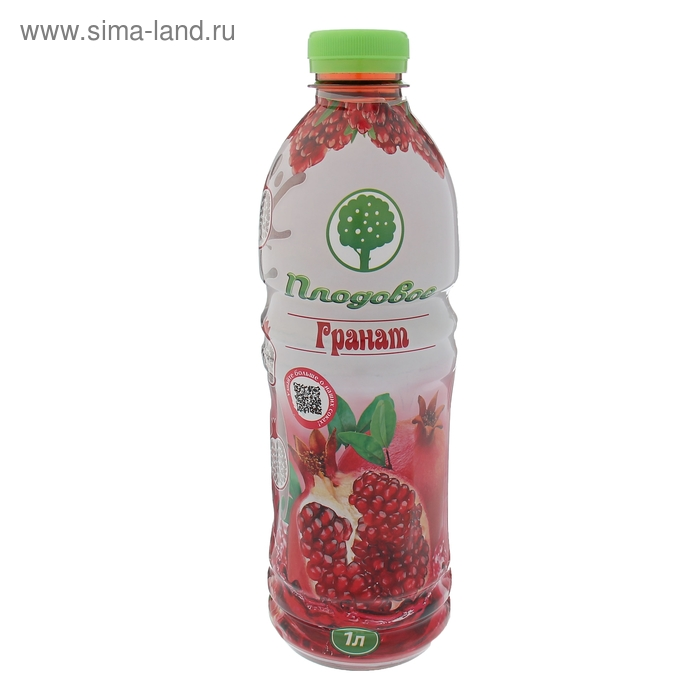 Напиток гранатовый ПЭТ 1л ГОСТ 32105-2013