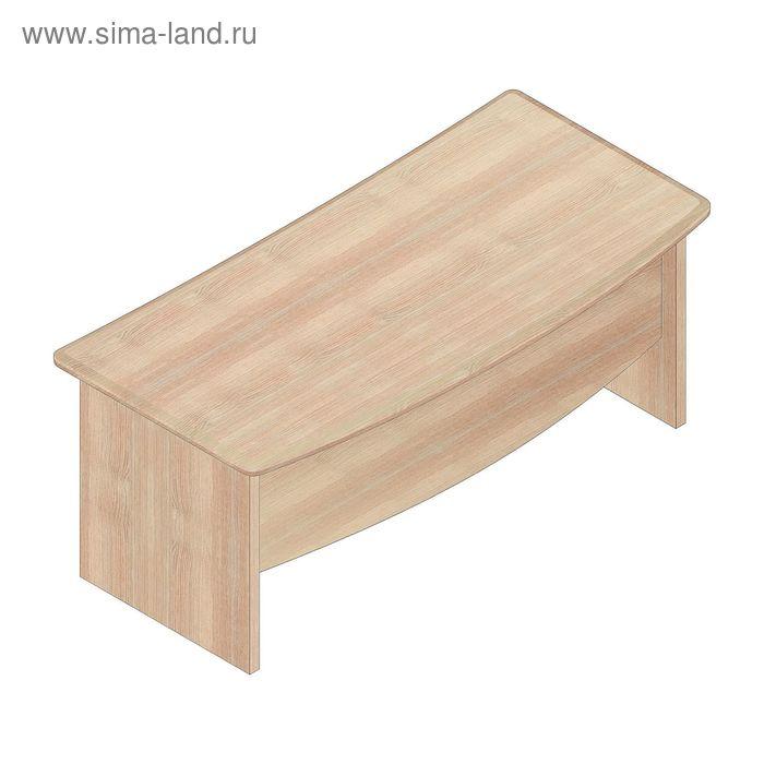 Стол для руководителя 1800х900х750 Аттика