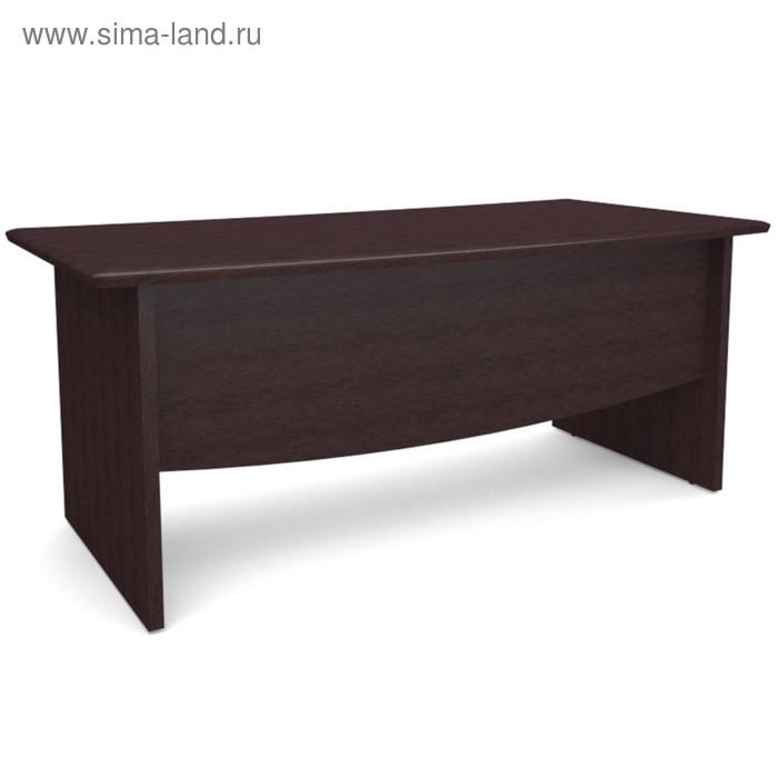 Стол для руководителя 1800х900х750 Венге