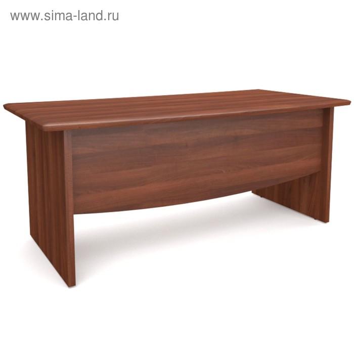 Стол для руководителя 1800х900х750 Орех