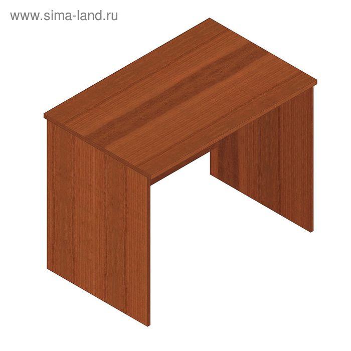 Стол офисный 1000х680х750 Орех
