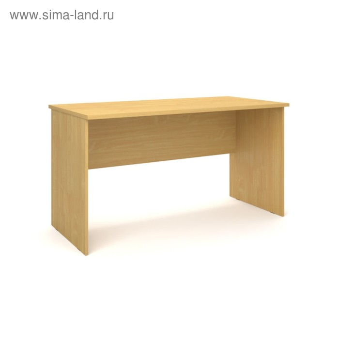 Стол офисный 1590х680х750 Бук-С