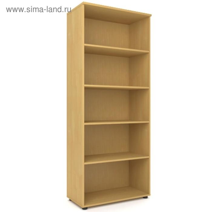 Шкаф для бумаг открытый 798х418х1960 Бук-С