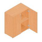 Шкаф для бумаг 798х418х840 Бук-С