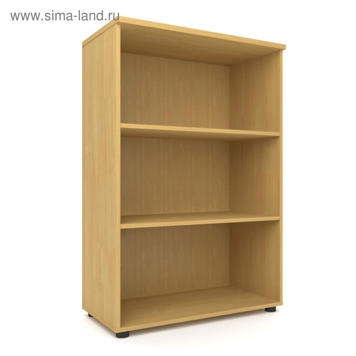 Шкаф для бумаг открытый, 798х418х1192 Бук-С