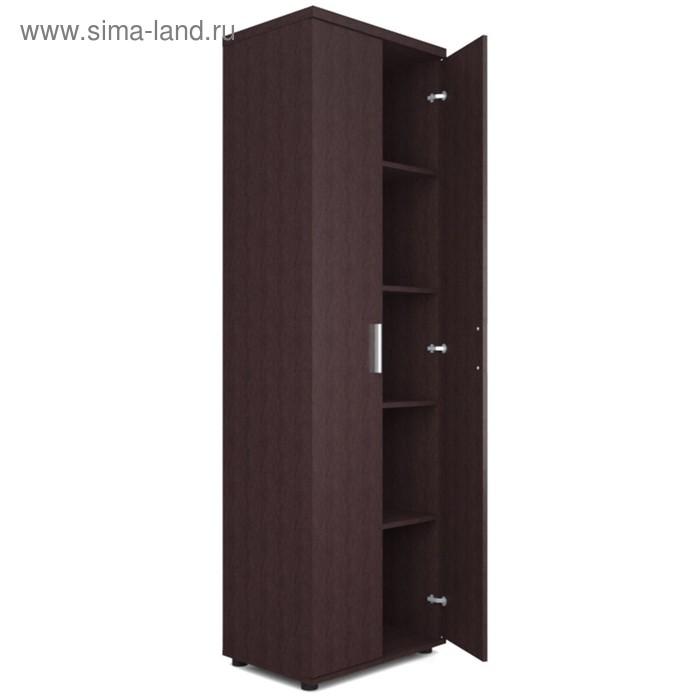 Шкаф для документов 600х420х1970 Венге