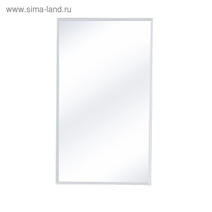 Шкаф-зеркало Шри - Ланка 30х30 см. угловое, без подсветки