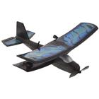Радиоуправляемый классический самолёт