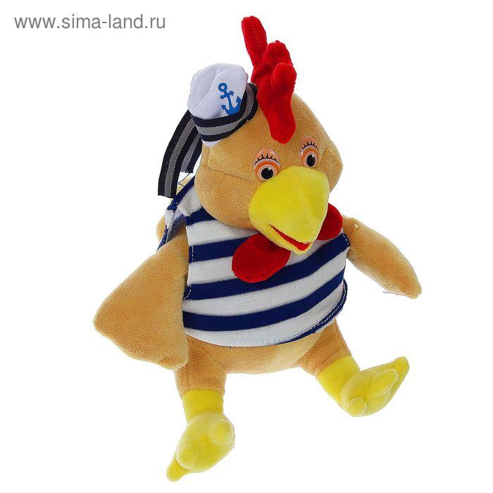 """Мягкая игрушка """"Петух-моряк"""""""