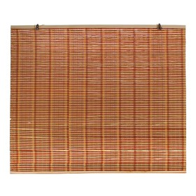 "Штора рулонная бамбук 160х180 см ""Капучино"""