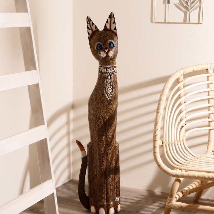 """Сувенир """"Кошка Кира"""", 100 см"""