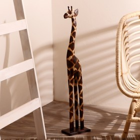 """Сувенир """"Традиционный жираф"""", 80 см"""