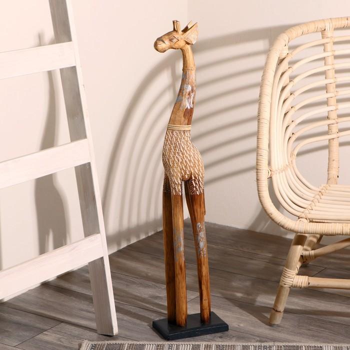 """Сувенир """"Жираф Скай"""", 80 см"""