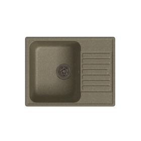 Мойка кухонная Granfest  ECO-13 Мойка 620*480 мм, песок № 302