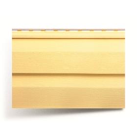 Панель виниловая Т-01, жёлтый 3,66м Ош