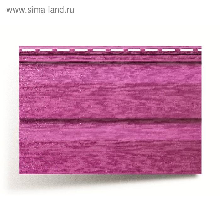 Панель акриловая Т-01, пурпурный 3,66м