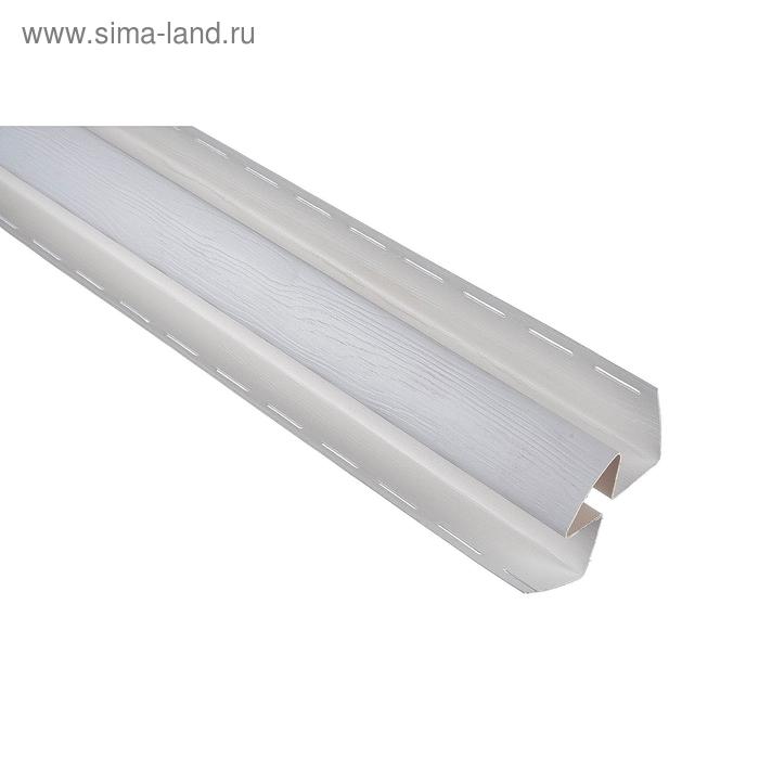 Внутренний угол Т-13 ВН, белый 3,05м