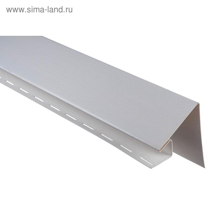 Планка околооконная Т-17 ВН, персиковый 3,05м