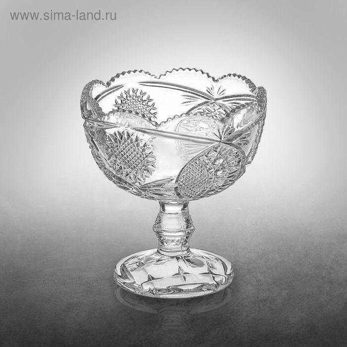 "Конфетница 450 мл ""Северная звезда"", 14х15 см"