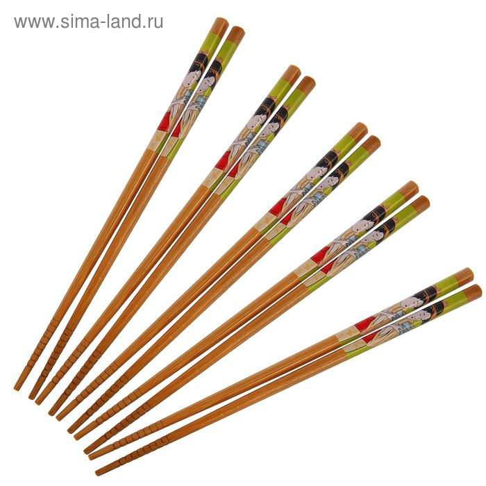 Палочки для суши на 5 персон 23 см