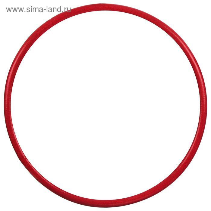 Обруч стальной гимнастический d 900 мм Комфорт, 40 мм 1440 гр утяжеленный цвета микс