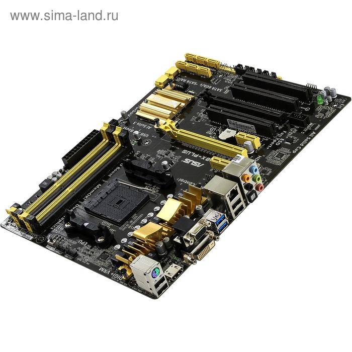Материнская плата Asus A88X-PLUS, Soc-FM2+