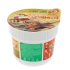 """Суп быстрого приготовления """"Солянка"""" в стакане 25 гр. Добряк"""
