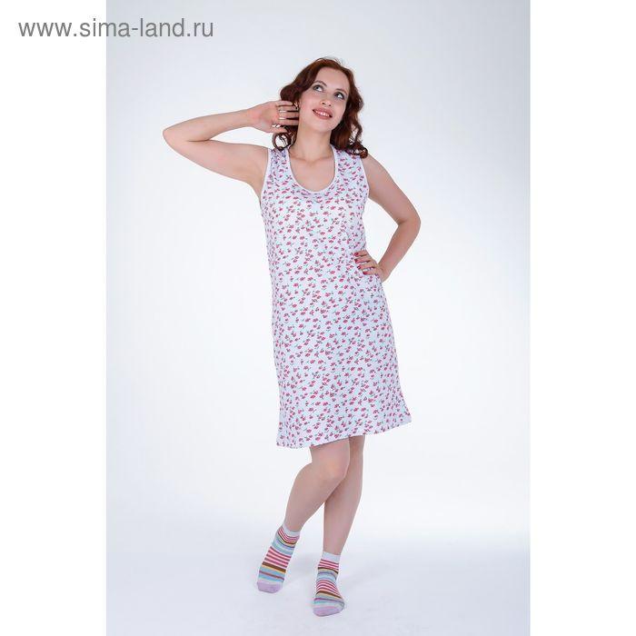 Сорочка бабушкина арт.а1520 МИКС, р-р 56