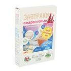 "Завтраки амарантовые ""Di&Di"" с белым шоколадом, 250 гр"