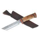 Нож НС-49 г.Златоуст, рукоять-дерево, сталь 40Х10С2М