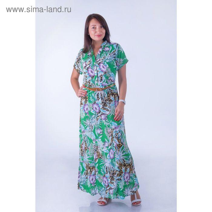 Платье женское D3047 цвет МИКС, размер  M(46)