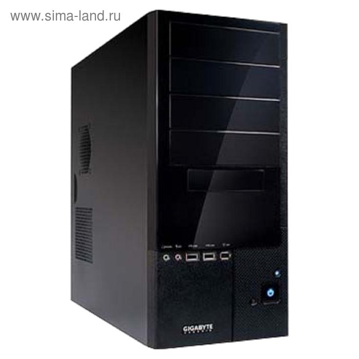 Корпус Gigabyte GZ-X6, черный, w/o PSU, ATX