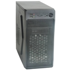 Корпус Formula FM-602, черный, 450W, mATX