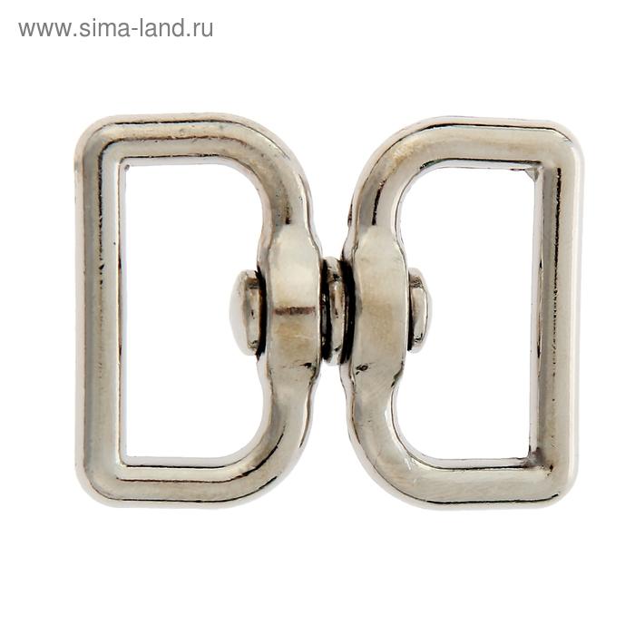 Вертлюг, 4,5 х 3,5, толщина металла 4,5 мм