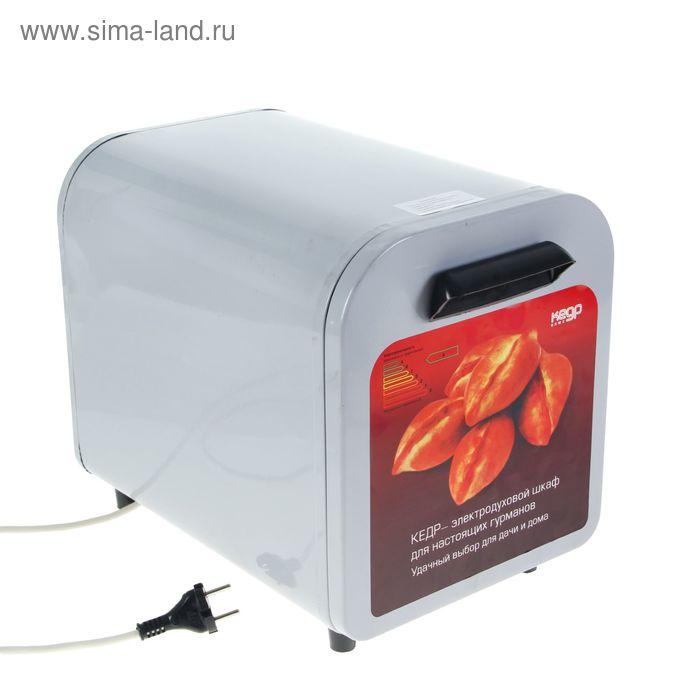 """Электрическая духовка """"Кедр"""" ШЖ-0,625, 220 В, 2 поддона, серая"""
