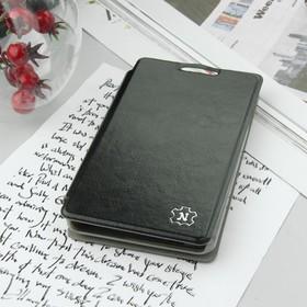 """Чехол-книжка """"Norton"""" для телефона Lenovo P780, цвет чёрный"""