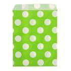 """Пакет фасовочный """"Горох"""", цвет зелёный, 13 х 18 см"""