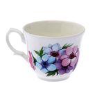 """Чашка чайная 270 мл """"Арина. Весенний букет"""", d=9,7 см"""