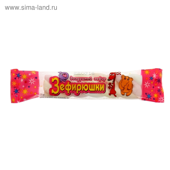 "Воздушный зефир ""Зефирюшки"", 7 г"