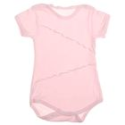 Боди для девочки, рост 68 см, цвет розовый (арт. Кб-311-04)