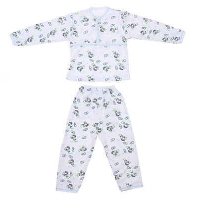 Пижама для мальчика, рост 92 см, цвет МИКС (арт. Пж-522-04_М)