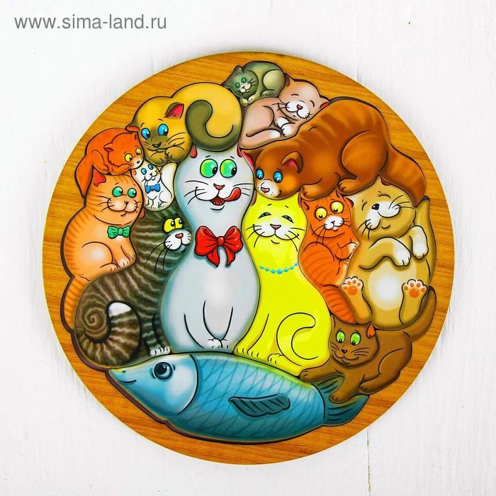 """Головоломка """"Коты"""""""