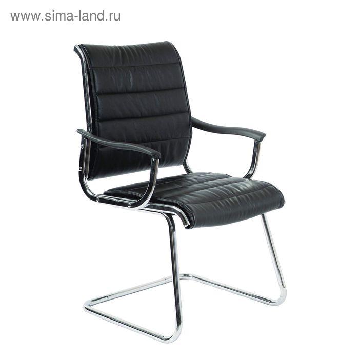 Кресло CH-994AV черный, искусственная кожа