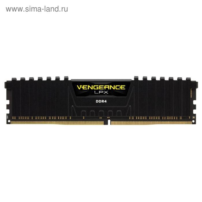 Память DDR4 8Gb 2400MHz Corsair CMK8GX4M1A2400C16R RTL PC4-19200 CL16